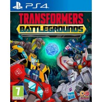 Transformers Battlegrounds [PS4]